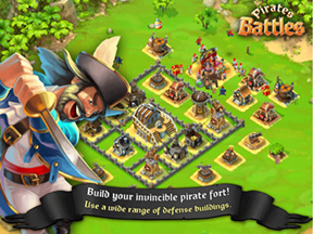 Pirates Battles